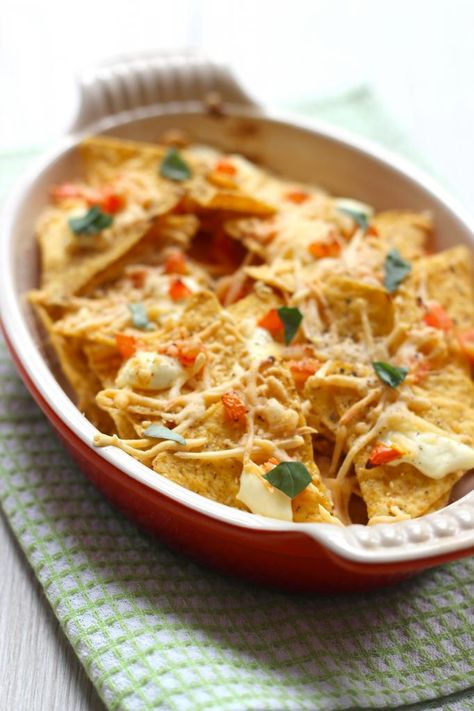 Mexicaanse nachos - Lekker en Simpel