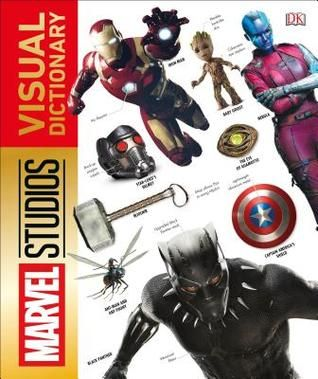 DOWNLOAD PDF] Marvel Studios Visual Dictionary by Adam Bray