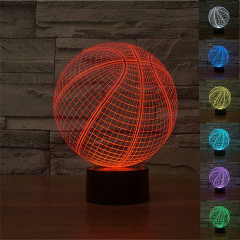 Basketball Lava Lamp