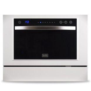 Dishwashers You Ll Love Wayfair Countertop Dishwasher Compact Dishwasher Portable Dishwasher