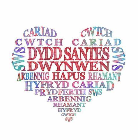Dydd Santes Dwynwen Hapus i pawb :) Welsh Valentines Day 25th ...