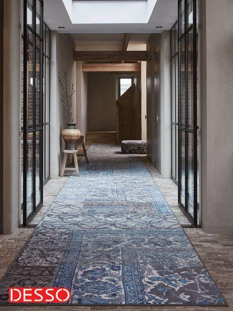 Karpet Vintage Patchwork.Desso Ex Vintage Patchwork Karpet Gustos Interiores