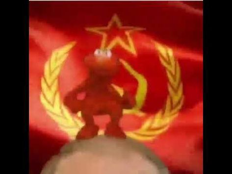Elmo Dances For The Motherland Video The Board Of Dank
