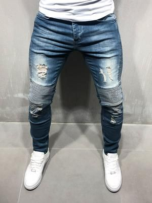 Moda jeans 2020 hombre