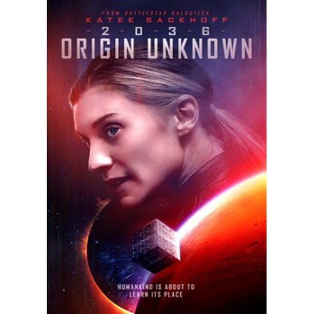 2036 Origin Unknown Dvd Katee Sackhoff The Originals Dvd