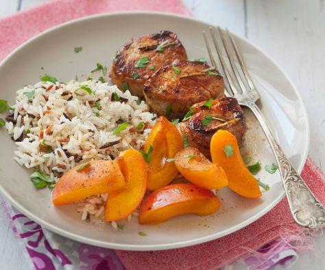 15 recettes très cochonnes pour la Saint-Valentin - Filet mignon de porc aux abricots