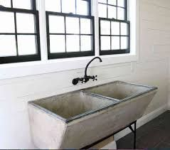 Blanco Laundry Room Sinks Concrete Sink Sink Inspiration Diy