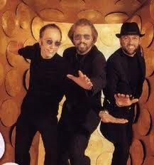 The BeeGees - seriously, how could you not love them?