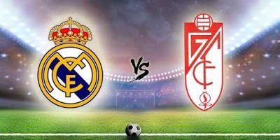 مشاهدة مباراة ريال مدريد وغرناطة بث مباشر اليوم 5 10 2019 في الدوري الاسباني Real Madrid Granada Football Fever