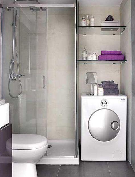 Washer/Dryer Idea