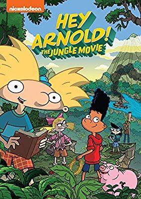 Hey Arnold The Jungle Movie Hey Arnold Jungle Movie 2017