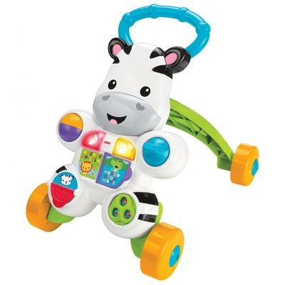Fisher Price Learn With Me Zebra Walker Fisher Price Ride On