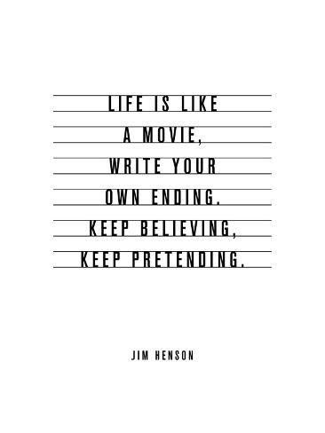 Giclee Print Jim Henson By Brett Wilson 16x12in Inspirational