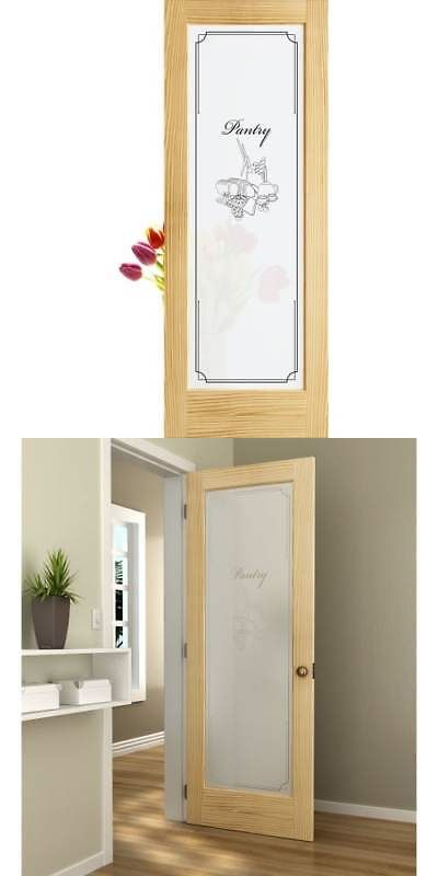 Doors 85892 Frameport Fpg Pd Pan 6 2 3x2 1 3 Frosted Privacy Glass 28 Inch By 80 Inch Pantry Buy It Now Only 246 On Ebay Doo Privacy Glass Pantry Glass
