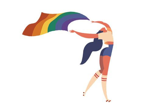 Pride by Oleksii Dudko   Dribbble   Dribbble