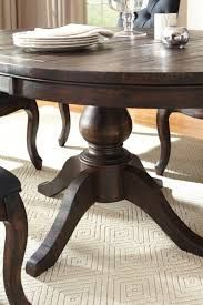 9 Ways To Refresh Your Dining Room On A Budget 100 10 000 Oval Table Dining Dining Room Table Dark Brown Dining Room Set