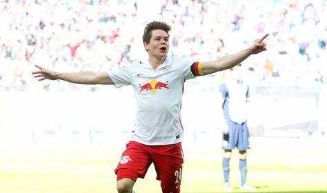 Немецкий футболист кайзер