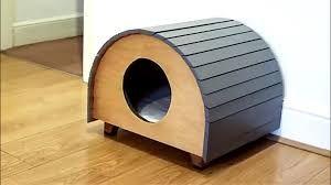 بيت قطط للبيع على الأنترنيت في السعودية بيع على الأنترنيت في الإمارات Wooden Cat House Wooden Cat Pod House