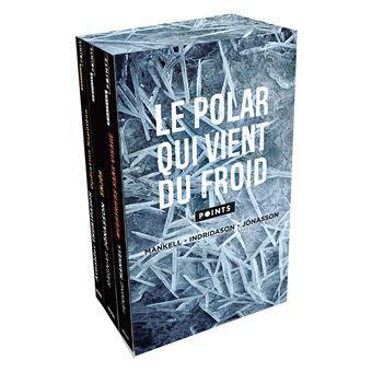 Le Polar Qui Vient Du Froid Coffret 3 Volumes Meurtriers Sans Visage Snjor Operation Napoleon Coffret Henning Mankell Ragnar Jonasson Arnaldur Indri Froid Roman Policier Venus