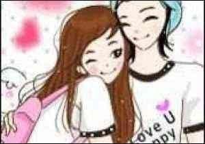 28 Gambar Kartun Romantis Korea Download 9000 Gambar Animasi