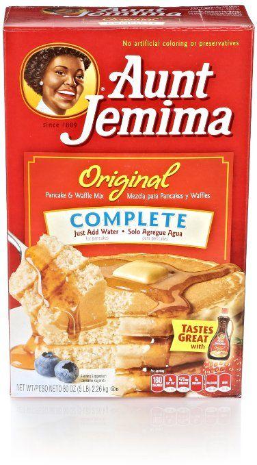 Aunt Jemima Coffee Cake Mix Coffee Drinker