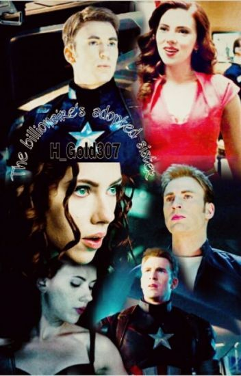 The billionaire's adopted sister (Romanogers) | Marvel | Romanogers
