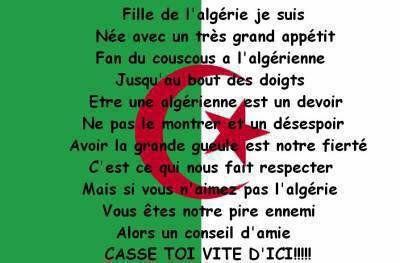 Poeme Algerien Recherche Google Algerien Drapeau