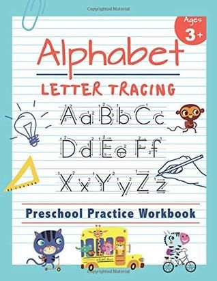 Pdf Download Alphabet Letter Tracing Preschool Practice Workbook Learn To Trace Letters And S Lettering Alphabet Kids Handwriting Practice Tracing Letters Letter tracing book for preschoolers pdf