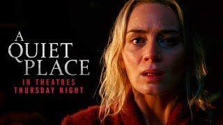 A Quiet Place 2018 In 2020 A Quiet Place Movie It Movie Cast