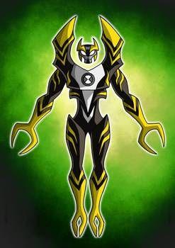 Thehawkdown Hobbyist Digital Artist Deviantart Ben 10 Comics Ben 10 Ultimate Alien Ben 10