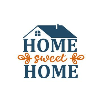 Home Sweet Home Quote Lettering Typography Home Lettering Text Png And Vector With Transparent Background For Free Download Lettering Vector Words Lettering Fonts