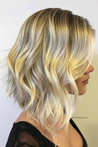 How to Choose the Right Layered Haircuts | hair | Medium blonde ...