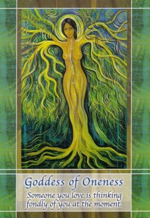 Goddess of Oneness