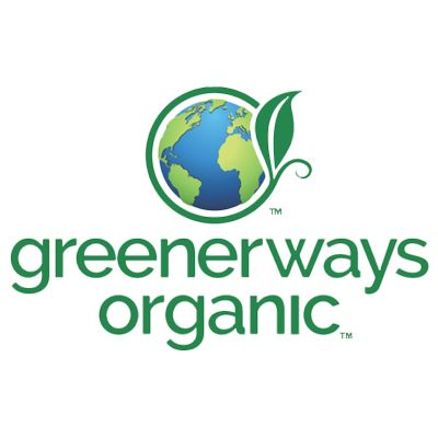Greenerways Organic Logo Natural Insect Repellant Organic Logo