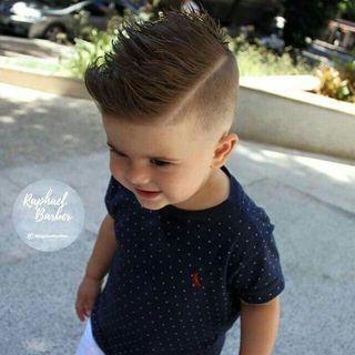 65 Coiffures Sympas Pour Un Petit Gars Toddler Hairstyles Boy Toddler Haircuts Little Boy Haircuts