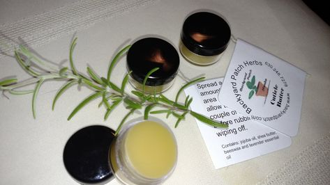 Cuticle Butter, shea butter, beeswax, natural, eco, healthy, no preservatives - grapefruit