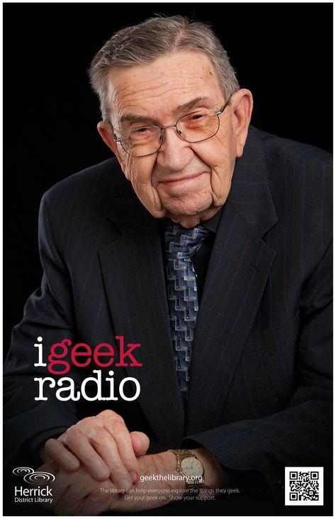 """""""i geek radio"""""""