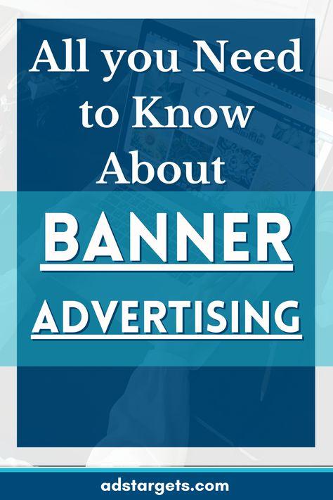 Logic Behind Banner Advertising