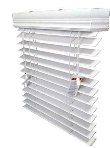 Us Window And Floor 2 In 2019 Products Faux Wood Blinds White