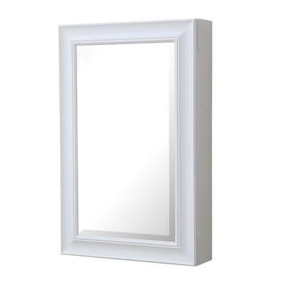 Aneira Full Cabinet 36 Single Bathroom Vanity Set Wall Mounted Medicine Cabinet Adjustable Shelving Kitchen Bath Collection
