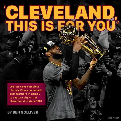 Cleveland Cavaliers 2016 NBA Champions!