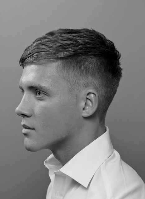 72 Short Hairstyles for Men with Straight Hair Beatifull