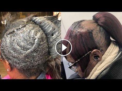 MUST WATCH!! – DESTRUCTIVE HAIRSTYLES THAT MUST STOP IN 2018 hair#braids#hairsty…