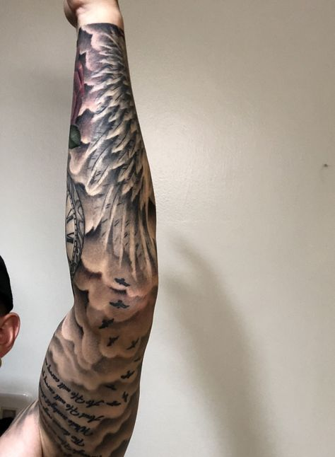 Sleeve - Sleeve Best Picture For traditional tattoo For Your Taste You are looking for something, and it i -