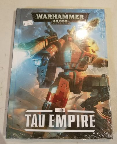 40K Rulebooks and Publications 90944: Warhammer 40,000 Codex Tau
