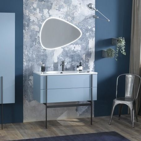 Epingle Par Jacob Delafon Officiel Sur Inspiration Miroir De Salle De Bain Plan Vasque Meuble Salle De Bain