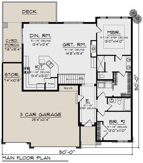 House Plan 1020 00323 Prairie Plan 1 484 Square Feet 2 Bedrooms 2 Bathrooms Floor Plans House Plans House Floor Plans