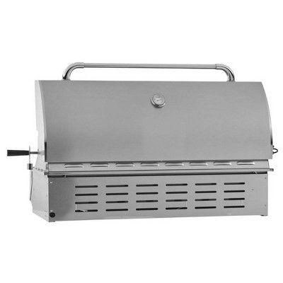 Bull Outdoor Diablo 6 Burner 46 Stainless Steel Propane Grill