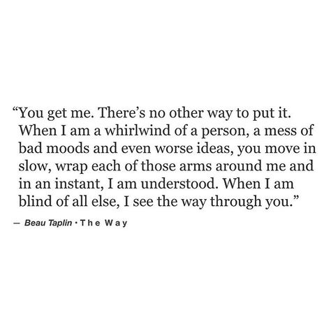 I see the way through you. • my little book, Buried Light is available via the link on the home page xo Love Beau