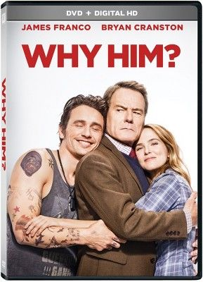 Why Him Dvd In 2021 James Franco Free Movies Online Bryan Cranston